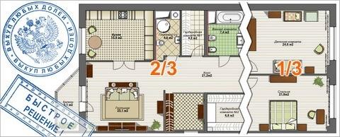 Срочный выкуп доли в квартире с Капитал-Недвижимость
